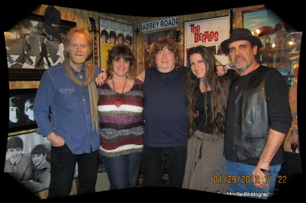 Bob, Helen & Randy and Shannie! 1-28-2012