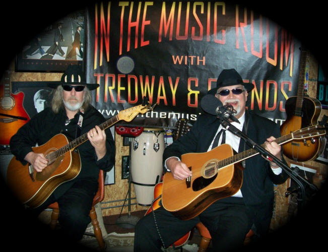 Gator Folse & Mudcat Reames - In The Music Room #106 - 1-16-2011