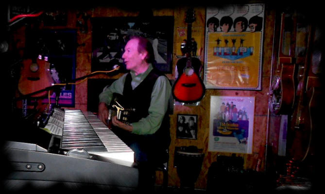 Randy Brooks - In The Music Room - May12th 2012